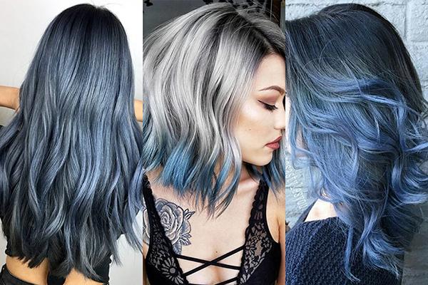 الأزرق الرمادي