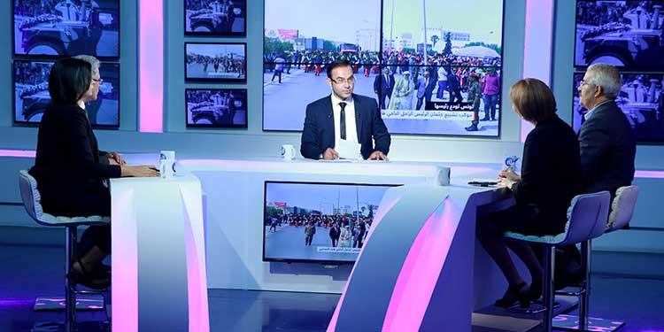 تغطية خاصة /تونس تشيع رئيسها إلى مثواه الأخير الجزء الثاني