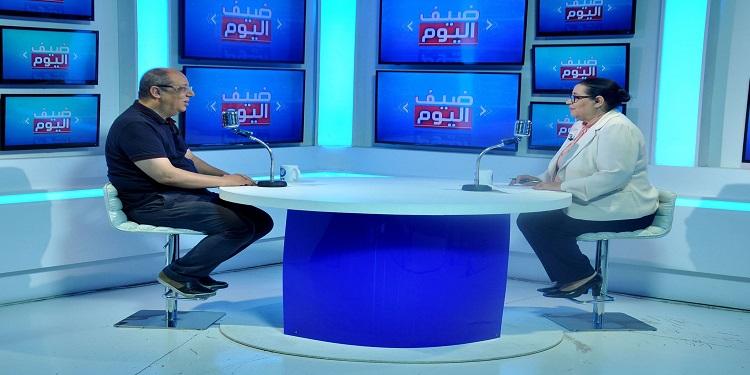 ضيف اليوم مع محمد الهادي السويسي