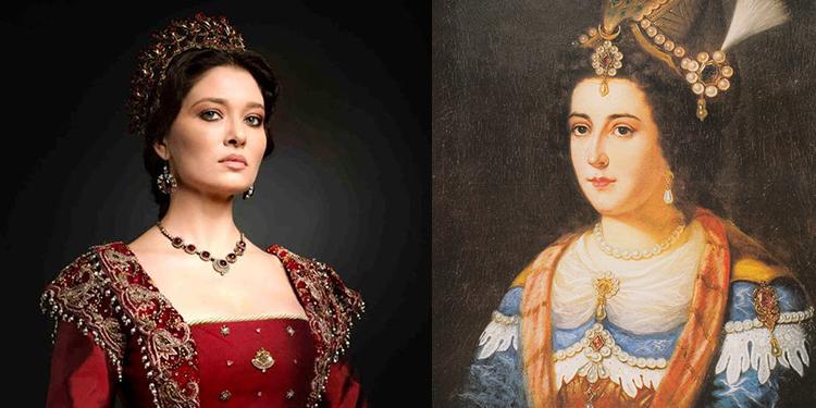 4 ديسمبر 1590 السلطانة كوسم نائبة السلطنة و زوجة السلطان أحمد الأول