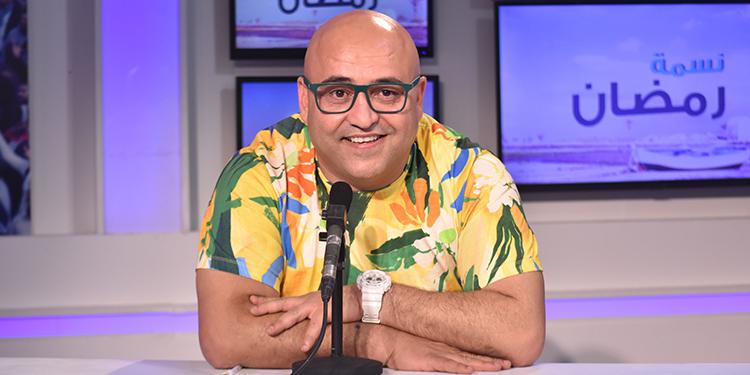 Jaafar Al Guesmi Invité de nessmet romdhan le 23 mai 2020