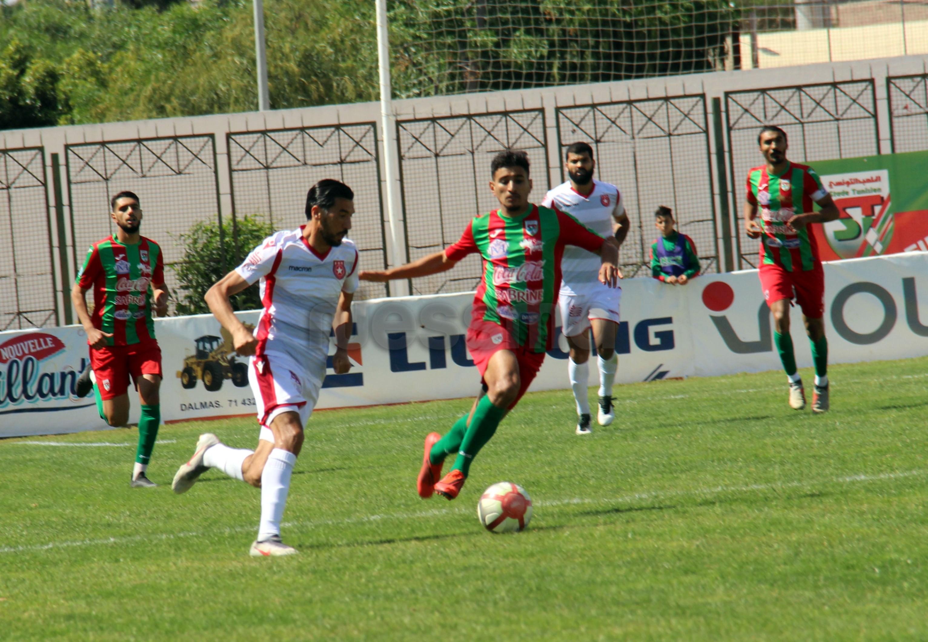 صور مباراة الملعب التونسي والنجم الرياضي الساحلي