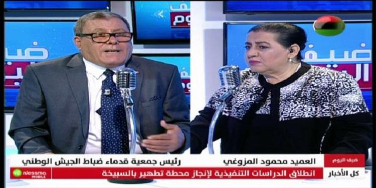 ضيف اليوم مع محمود المزوغي