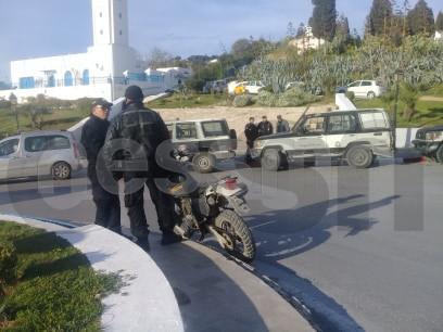 حملات أمنية متزامنة باقليم تونس الكبرى