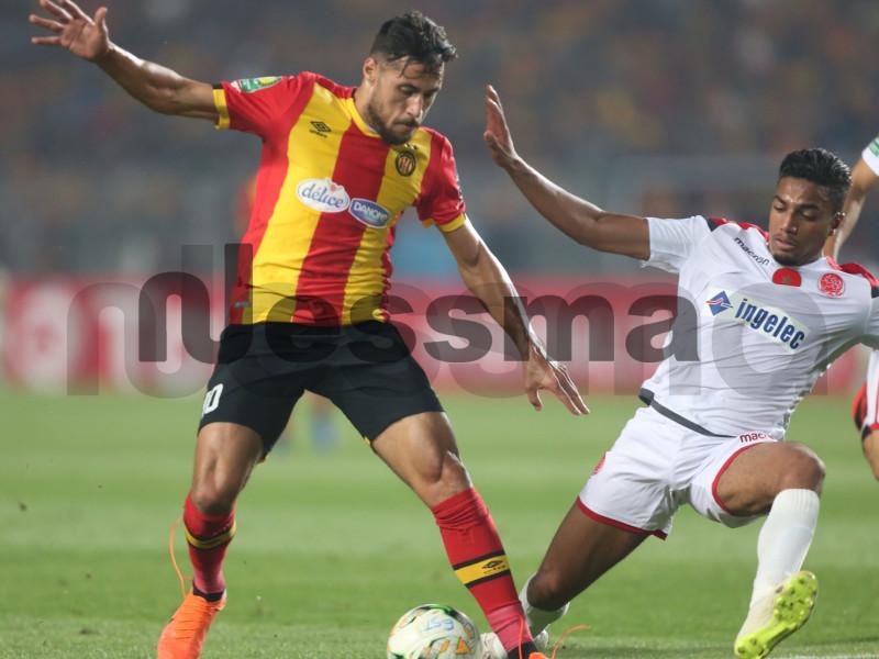 صور مباراة الترجي التونسي والوداد المغربي