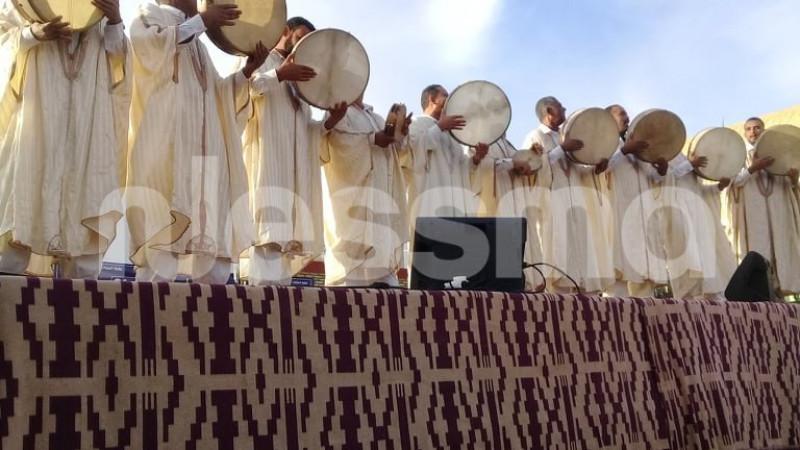 Photos du deuxième jour de la fête spirituelle du blister
