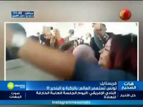 فريستايل : تونس تستعمر العالم : بالزكرى والبندير