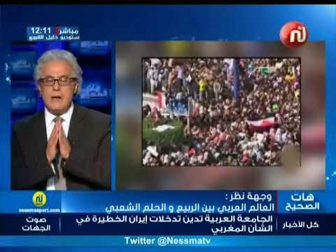 وجهة نظر : العالم العربي بين الربيع و الحلم الشعبي