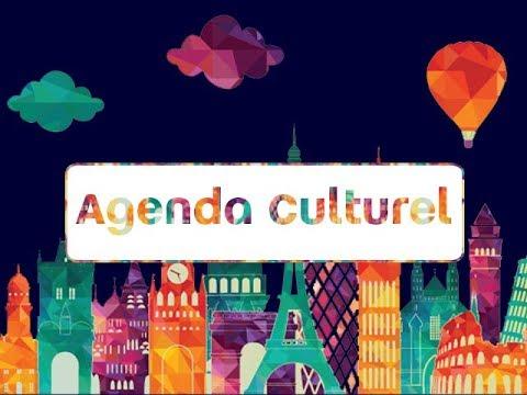 agenda culturel du Mercredi 18 Avril 2018 - Nessma TV