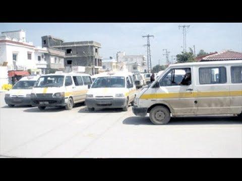 زوم : أصحاب سيارات النقل الريفي يحتجون على زيادة رخص إضافية