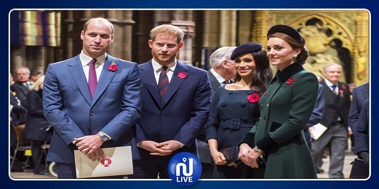 Officiel: Meghan et Harry séparés de William et Kate…