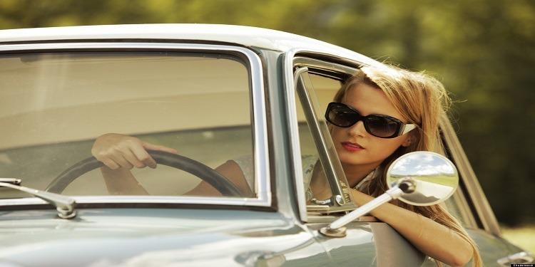 4 أشياء تجعل المرأة غير قادرة على القيادة بشكل فعال