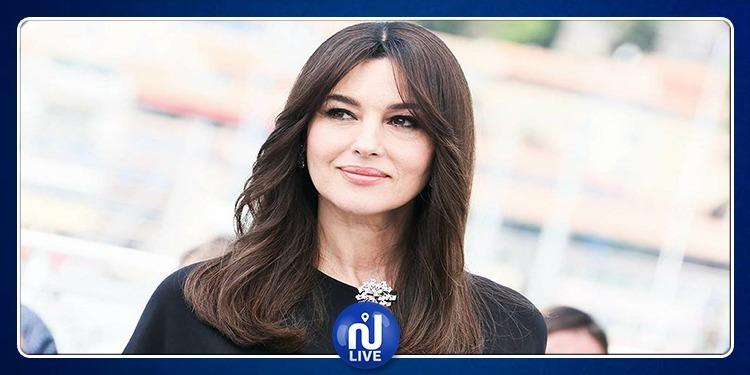 ممثلة عربية بصحبة مونيكا بيلوتشي في باريس (صور)