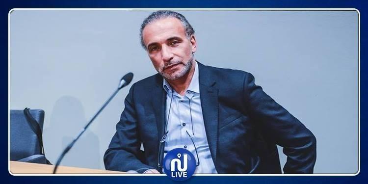 متهم بجرائم اغتصاب... طارق رمضان يحضر مؤتمرا مناهضا للعنف ضد المرأة