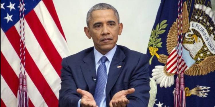 أوباما يكشف سبب طرده من ''ديزني لاند''