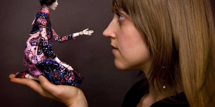 Les poupées de Marina Bychkova, plus que de simples Barbie