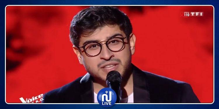 The Voice-France: Marouen impressionne le jury avec ''Chandelier'' de Sia