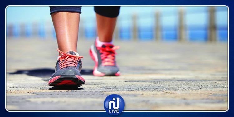 السير يوميا 10 دقائق يوميا يمنع تطور الإعاقة الحركية في مرحلة الشيخوخة