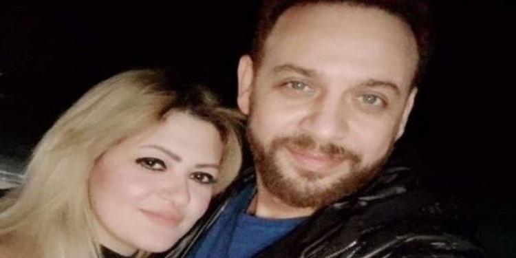بعد نشره صورته مع زوجته الجديدة.. كيف رد نجل مصطفى قمر ؟ (صورة)