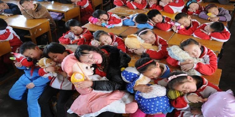 أكثر الشّعوب حبّا للنوم!