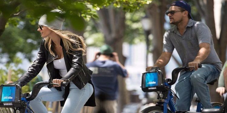 En images découvrez la nouvelle copine de Dicaprio