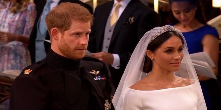 الأمير هاري وميغان ماركل يدخلان القفص الذهبي (صور+فيديو)