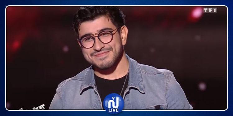 Le tunisien Marouene impressionne le jury de The Voice-France