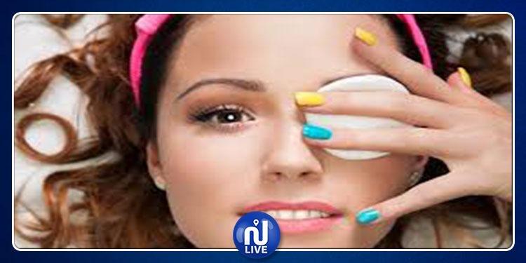 الطريقة الأمثل لإزالة مكياج العيون
