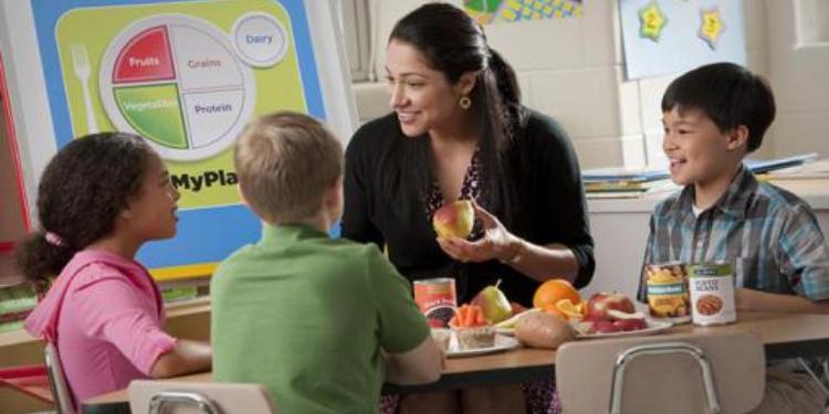 L'importance de l'éducation alimentaire