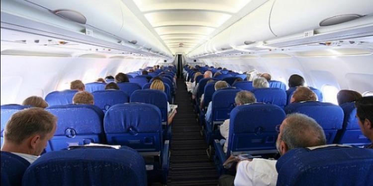 لماذا يُستخدم اللّون الأزرق لمقاعد الركّاب في الطائرات؟