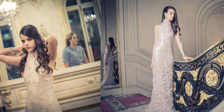 سنية بن عمار نجمة فالحفل الراقص للمبتدئات 2015