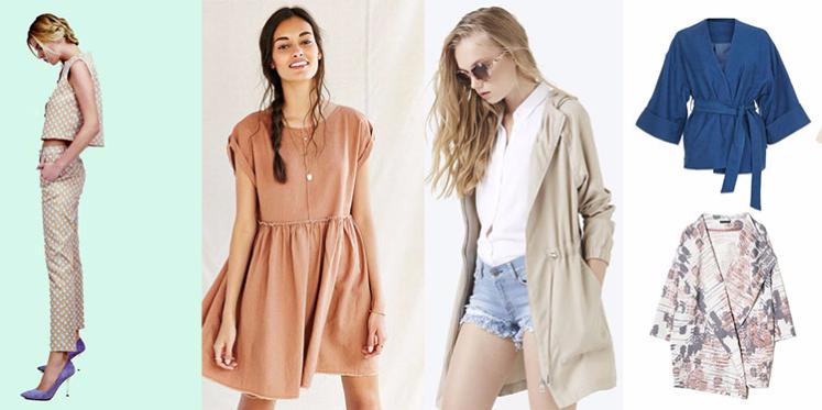 موضة الملابس لربيع وصيف  2016