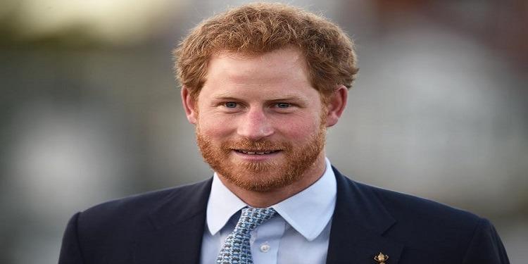 من هو إشبين الأمير هاري في حفل زفافه؟