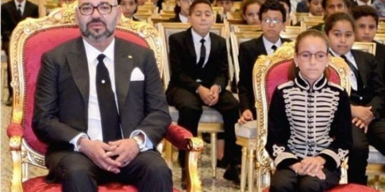 Mohammed VI accompagné de ses enfants…sans Lella salma !!