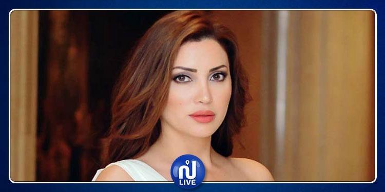 الممثلة السورية نسرين طافش تُغني للجولان (فيديو)
