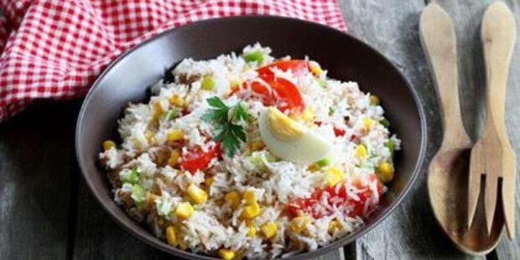 Salade de riz, un grand classique revisité !