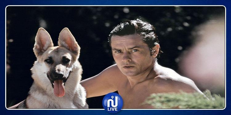 Alain Delon souhaite mourir près de son chien …