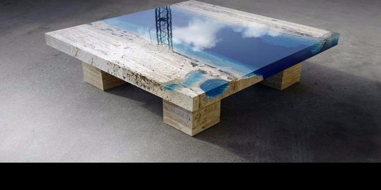 Lagoon, plus qu'une table basse