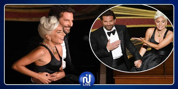 En couple avec Bradley Cooper… Lady Gaga répond aux rumeurs