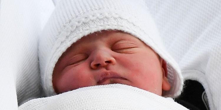 الأمير وليام يطلق اسم ''لويس أرثر تشارلز'' على مولوده الجديد