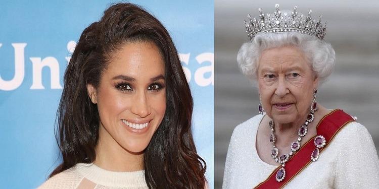 خطيبة الأمير هاري في أول مهمة رسمية بتكليف من الملكة اليزابيث  (صور)