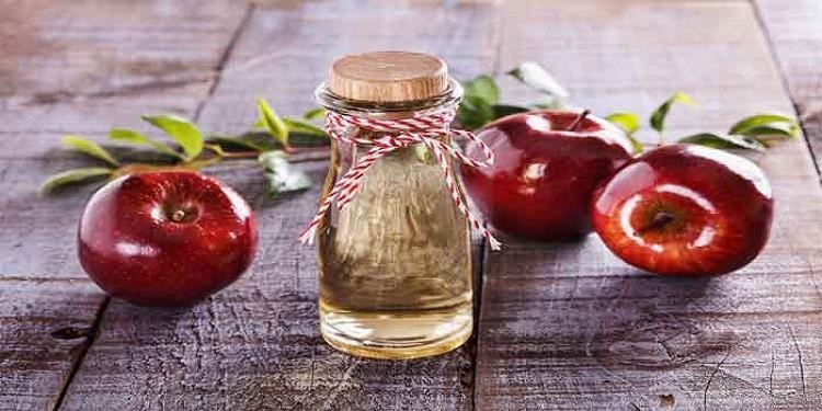 خل التفاح علاج فعال لمحاربة الإنتفاخ وتخفيف حرقة المعدة