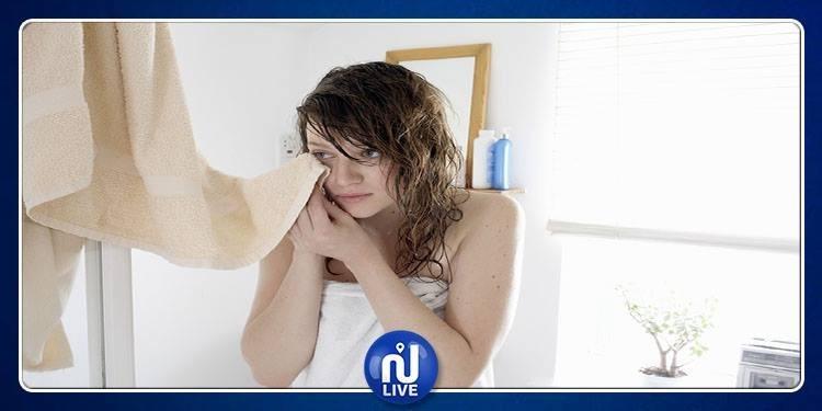 عادة سيّئة جدّا عند الاستحمام بفصل الشتاء.. اجتنبوها !