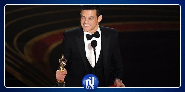 Oscars 2019: Le discours émouvant de Rami Malek après sa victoire…