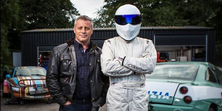 مقدّم برنامج ''Top Gear'' يستقيل