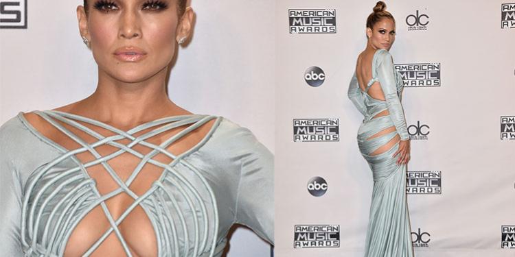 Jennifer Lopez a encore volé la vedette aux American Music Awards
