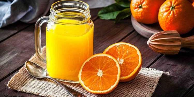 طريقة تخزين عصير البرتقال لمدة طويلة