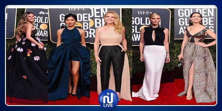 Les plus belles tenues des Golden Globes 2019