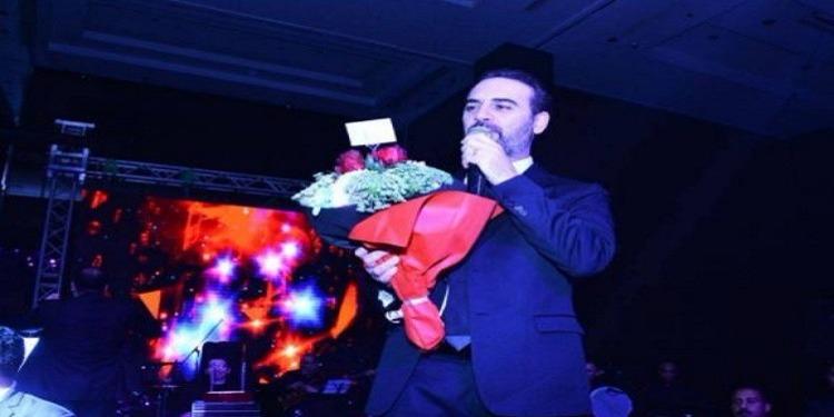 كان بصدد إحياء حفلة فنية.. زوجة وائل جسار ترسل له هدية خاصة