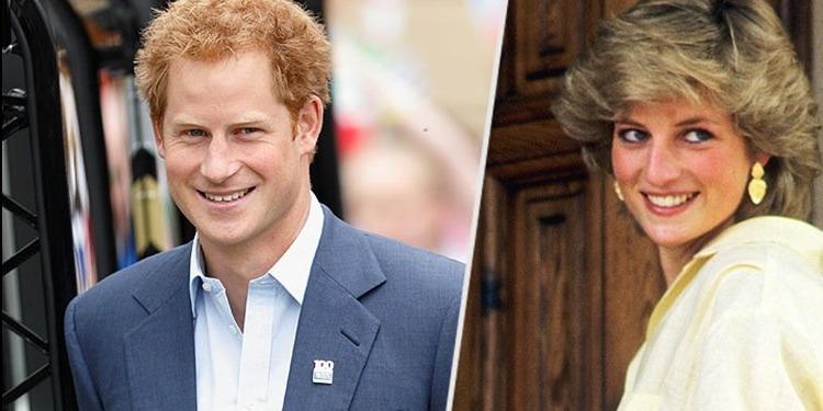 الأمير هاري يٌكرم والدته الأميرة ديانا بطريقة راقية